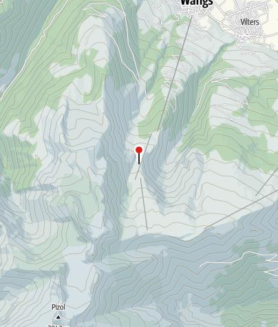 Map / Berghotel Gaffia