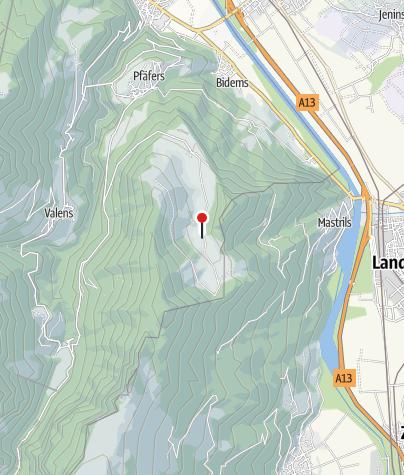 Map / Berggasthaus Buura-Beizli