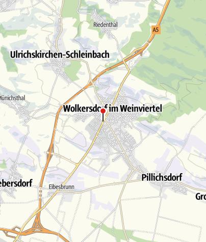 Térkép / Buschenschank Simonides