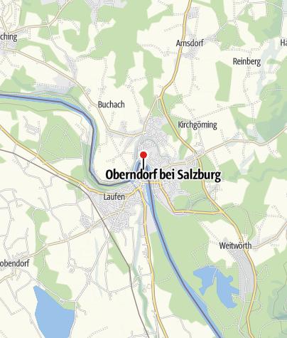 Karte / Stiftskirche Laufen