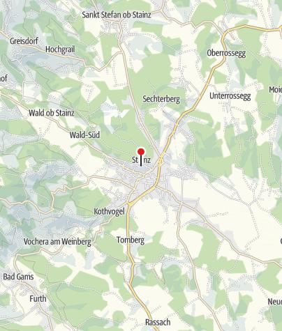 Karte / Schloss Stainz