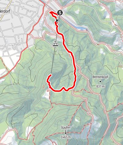 Karte / Karren Dornbirn