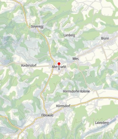 Karte / St. Veit Kapelle Altenmarkt