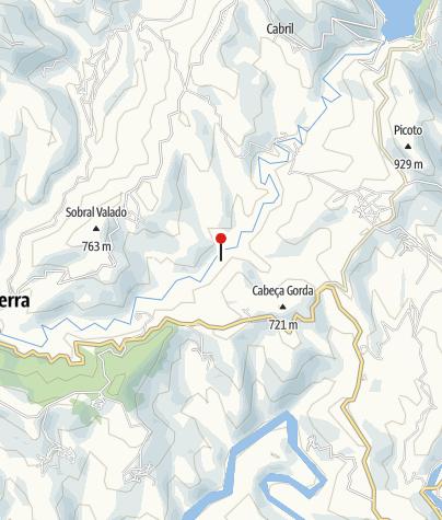 Map / River Unhais
