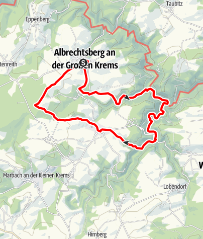 Map / Kremstalhöhlenweg