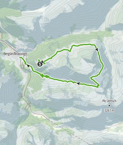 Map / Murtel da Lai