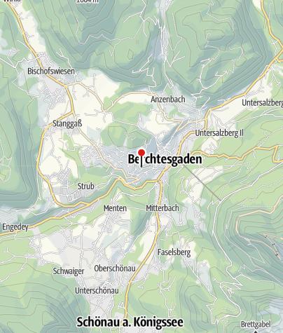 Karte / Zum Fassl - Alpenhotel Kronprinz