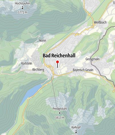 Karte / Brunnhauskapelle