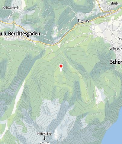 Karte / Die Stubenalm