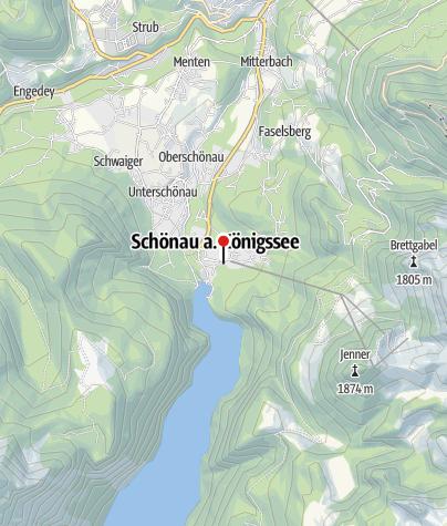 Karte / Spiel-Aktiv-Park Seealm