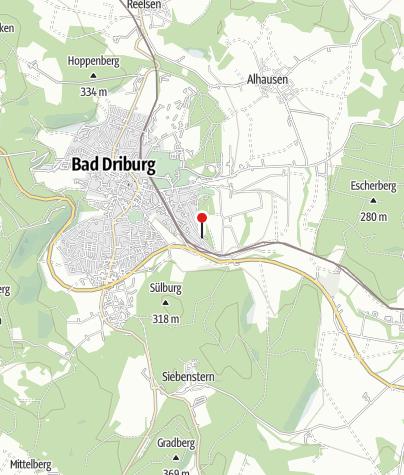 Karte / Waldcafe Jäger