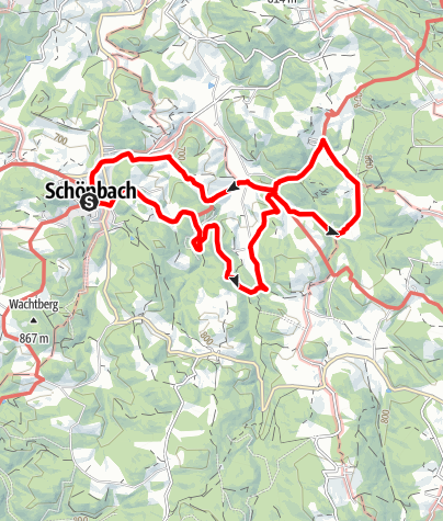 Map / Hieronymusweg