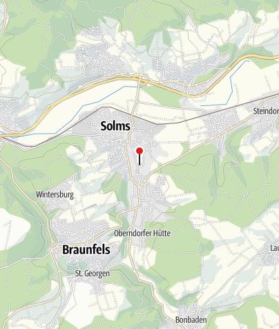 Karte / Gästehaus Schönwetter