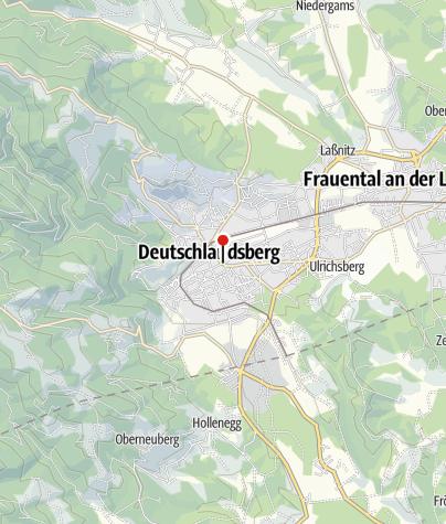 Karte / Landsberg Taxi