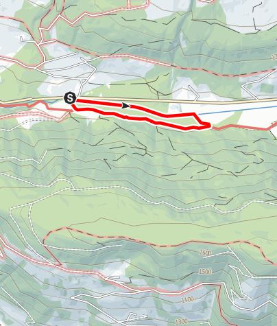 Mappa / Circuito per i più piccoli