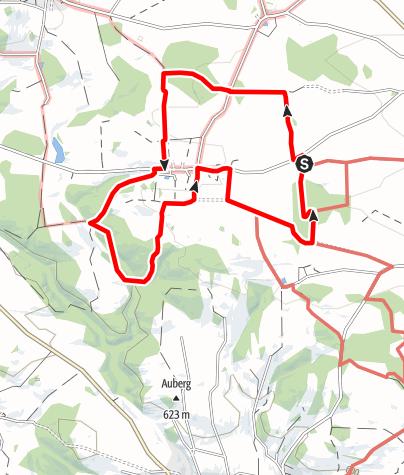 Mapa / Am Scheideweg
