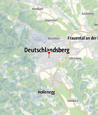 Karte / Café - Pub Zur Schmied'n