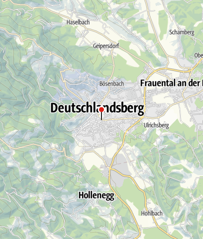 Karte / Café-Bäckerei Bodiselitsch