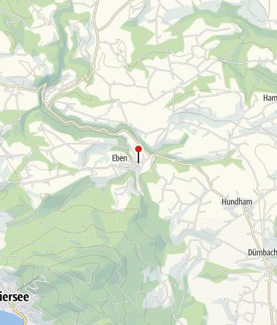 Karte / Gasthaus Nägele