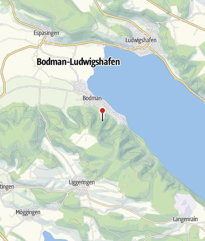 Karte / Kloster Frauenberg