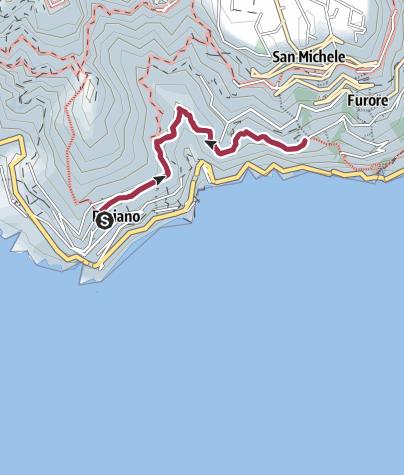 Map / Praia Valley