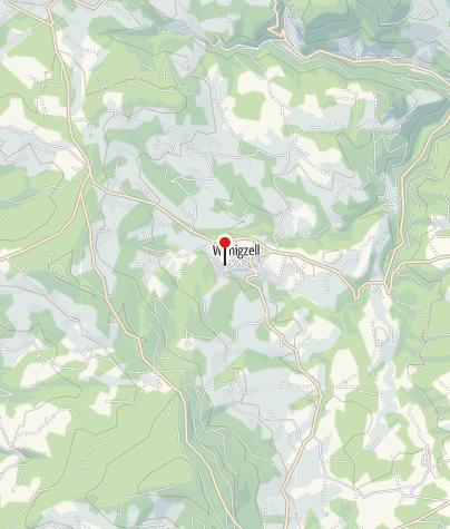 Karte / Joglland Oase Wenigzell
