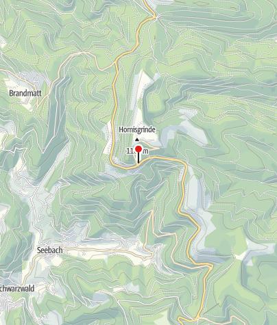 Karte / Hotel Mummelsee