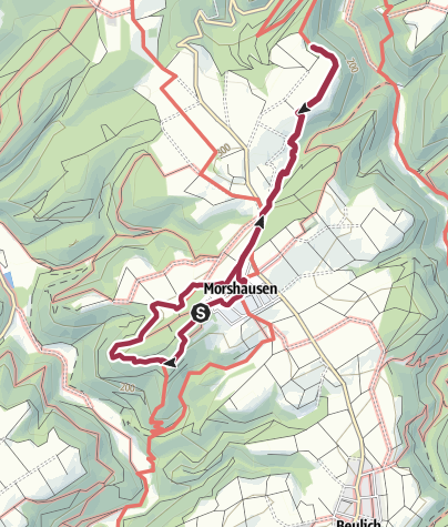 Map / Murscher Aussichten + Ehrenburgblick