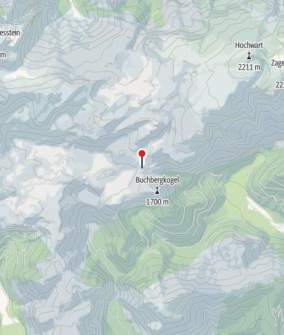 Karte / Häuslalmhütte