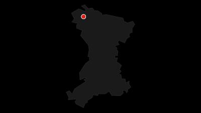 Karte / Grenzland-Route