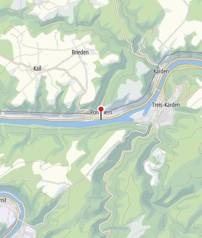Map / Moselsteig-Wünschelrouten 2019: Weinerlebnistour zur gallorömischen Tempelanlage Martberg