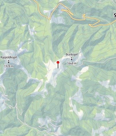 Karte / Steinerne Miarz am Wölkerkogel