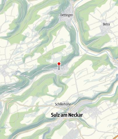Karte / Schlosscafé Glatt