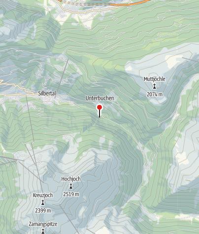 Karte / Teufelsbach