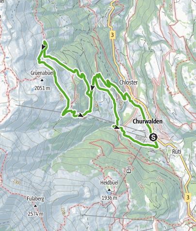 Map / 742 Pradaschier