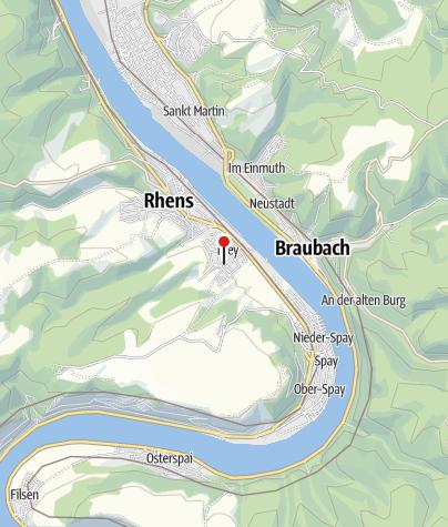 Karte / Bacchuskeller