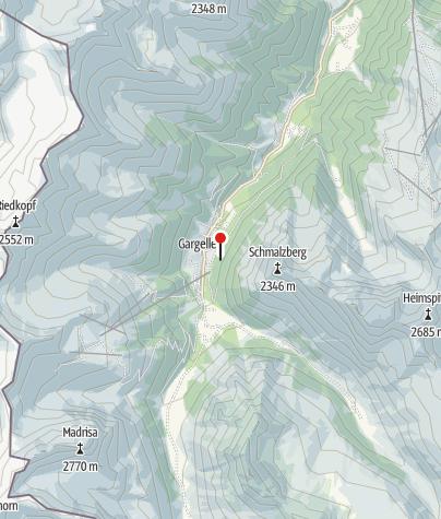 Karte / Juliusruhe