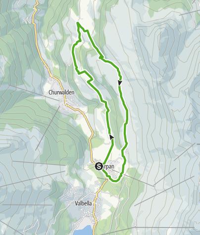 Map / 743 Oberberg