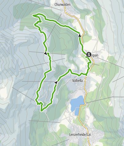 Karte / 744 Heidbüel