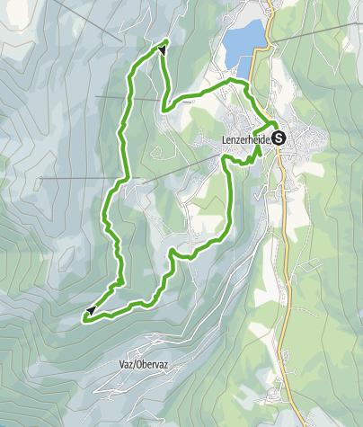 Karte / 746 Alp Fops