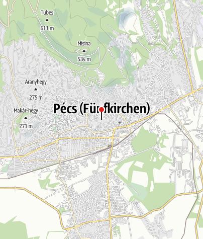 Mapa / Gázi Kászim pasa dzsámija