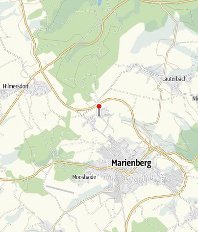 Karte / Bergbaulandschaft Lauta: Silber