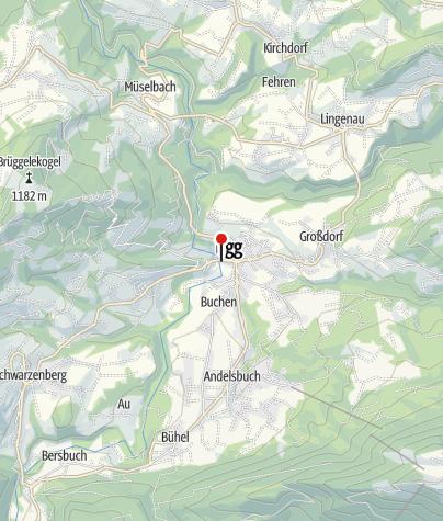 Karte / Ehemaliges Kaplanhaus