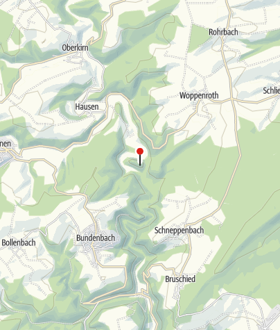 Karte / Ruine Hellkirch