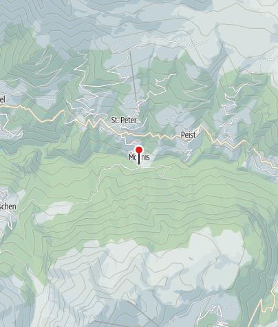 Karte / Molinis