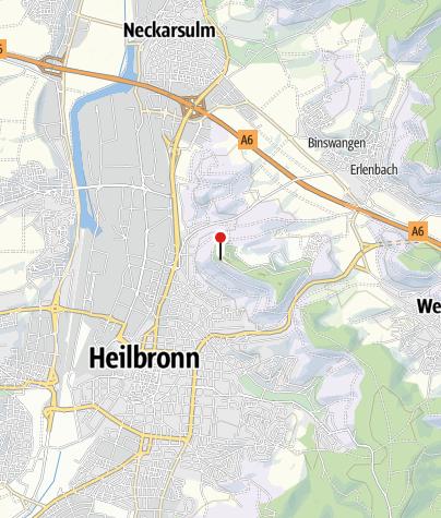 Map / Höhenrestaurant Wartberg
