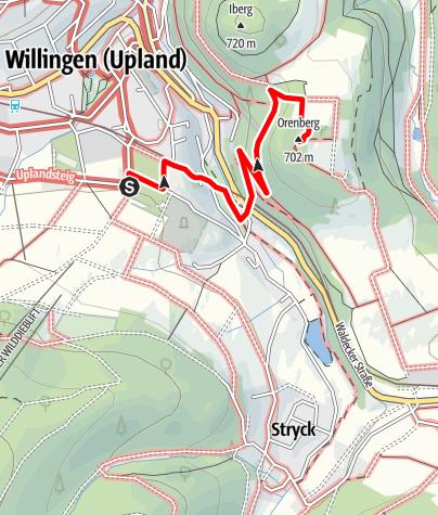 Map / Seelenort  Orenberg