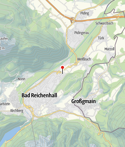 Karte / E-Ladesäule am Landratsamt Berchtesgadener Land