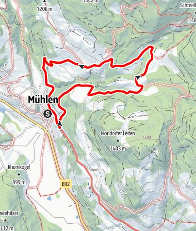 Map / Mühlen_Greith-Jakobsberg-Runde
