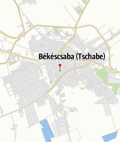 Térkép / OTP Bank ATM (Békéscsaba, Andrássy úti fiók)
